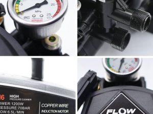 เปรียบเทียบระดับราคาของเครื่องฉีดน้ำแรงดันสูง แตกต่างกันอย่างไร