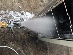 """""""เครื่องฉีดน้ำแรงดันสูง"""" ตัวช่วยล้างแอร์ให้สะอาด ปราศจากสิ่งสกปรกทุกซอกมุม"""